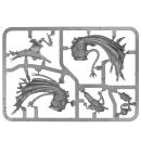 Warhammer SPRUES - 40k - AdMech - A1 - Tech-Priest Dominus - Sprue I - Torso