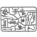 Warhammer SPRUES - 40k - AdMech - A2 - Tech-Priest Dominus - Sprue II - Waffen