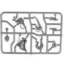 Warhammer SPRUES - 40k - Astra Militarum - A - Officio Prefectus Commissar
