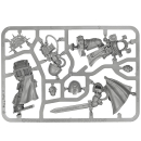Warhammer SPRUES - 40k - Space Marines - A - Captain in...