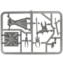 Warhammer SPRUES - AoS - Chaos - A - Chaos Sorcerer Lord