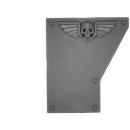Warhammer 40k Bitz: Militarum Tempestus - Taurox - Accessory A1 - Armour Plate, Right