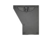 Warhammer 40k Bitz: Militarum Tempestus - Taurox - Accessory A2 - Armour Plate, Left