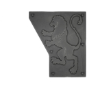 Warhammer 40k Bitz: Militarum Tempestus - Taurox - Accessory A3 - Armour Plate, Right