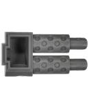 Warhammer 40k Bitz: Militarum Tempestus - Taurox - Accessory C3 - Exhaust, Right