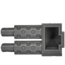Warhammer 40k Bitz: Militarum Tempestus - Taurox - Accessory C4 - Exhaust, Left