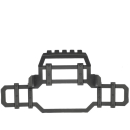 Warhammer 40k Bitz: Militarum Tempestus - Taurox - Accessory I - Bull Bar