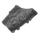 Warhammer 40k Bitz: Space Wolves - Wulfen - Accessoire A4 - Leg Plate, Left