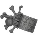 Warhammer 40k Bitz: Space Wolves - Wulfen - Accessoire H1 - Icon