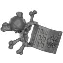Warhammer 40k Bitz: Space Wolves - Wulfen - Accessoire H2 - Icon