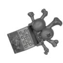 Warhammer 40k Bitz: Space Wolves - Wulfen - Accessoire H5 - Icon