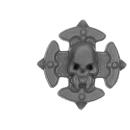 Warhammer 40k Bitz: Space Wolves - Wulfen - Accessoire R - Shoulder Shield