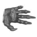 Warhammer 40k Bitz: Space Wolves - Wulfen - Arm A3 - Hand, Right