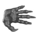 Warhammer 40k Bitz: Space Wolves - Wulfen - Arm B3 - Hand, Right