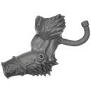 Warhammer 40k Bitz: Space Wolves - Wulfen - Arm E2 - Left
