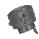 Warhammer 40k Bitz: Space Wolves - Wulfen - Shoulder Pad A